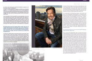 Interview mit Roland Kaiser zu seiner Lungentransplantation